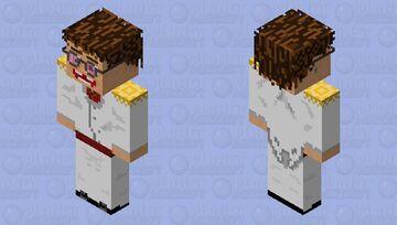 Sir Elton John Minecraft Skin