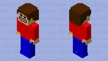 Lego guy skin color (new) Minecraft Skin