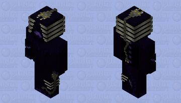 Ancient End Ruins Monster Minecraft Skin