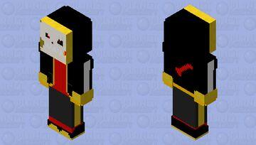 FellSwapDust Papyrus Minecraft Skin