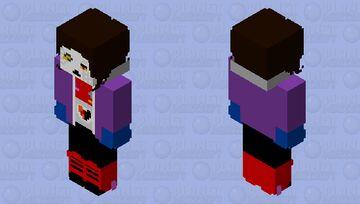 "Redgenald ""Redge"" D.Ust (RDD) Minecraft Skin"