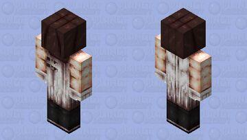 Pyramid Head - Dead by Daylight / Silent Hill Minecraft Skin