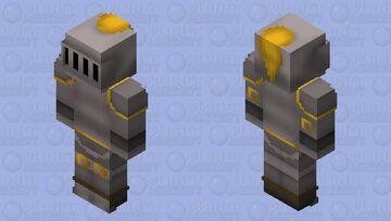 Steel Armour Set (g) | OSRS Minecraft Skin