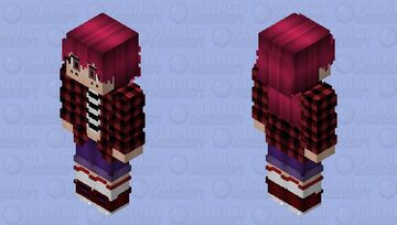 EVIL CEREALITO Minecraft Skin