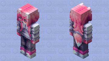 Nazuna Hiwatashi - HD Edition Minecraft Skin