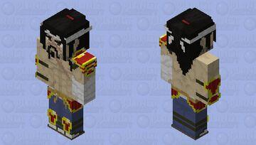 Ronin Minecraft Skin