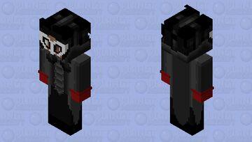 Splatoon 2 X Persona 5 - Jib The Joker Minecraft Skin