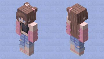 I dont know how this appeared, just pretend that it doesnt exist. Minecraft Skin