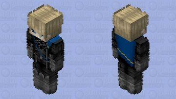 -Dimitri FE3H- Minecraft Skin