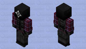 Xener_D (Default) | Anniversary Minecraft Skin