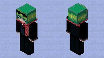 Midori (Sou hiyori)  GAME ANNIVERSARY OUTFIT (Kimi ga shine) (Your turn to die) YTTD Minecraft Skin