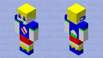 LidaBosniaGamerFan1000 (November + HD Skin) Minecraft Skin
