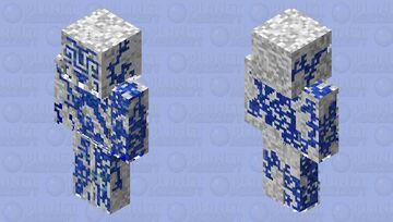 Datastream armor Minecraft Skin