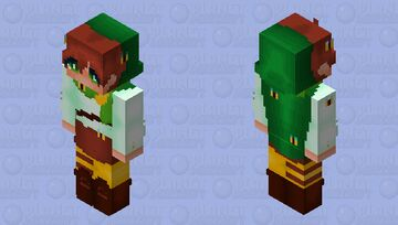 Bee Boy~rce Minecraft Skin