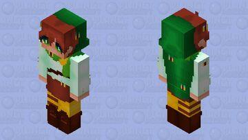 Bee Boy~rce Minecraft Skin