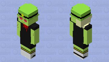 Swap!Dominator (swapped with Wander) Minecraft Skin