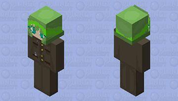 I Minecraft Skin