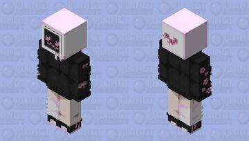 First hd skin Minecraft Skin