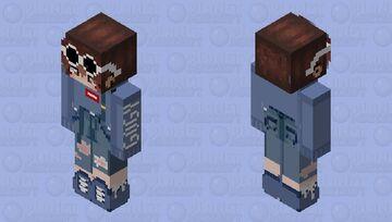GeorgeNotFound!.. ✨HD✨ 128x128 skin!.. Minecraft Skin