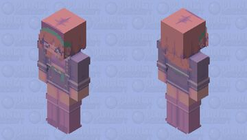 𝖉𝖆𝖕𝖍𝖓𝖊 Minecraft Skin
