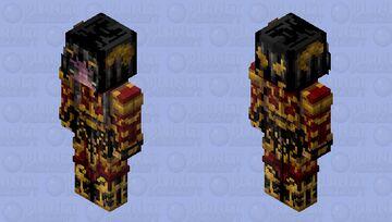 Dragon Warrior // Jadeite Minecraft Skin
