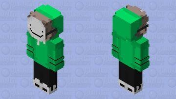 Dream   numba2 Minecraft Skin