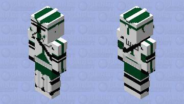 Commander Gree Minecraft Skin