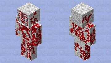 Hacked datastream armor Minecraft Skin