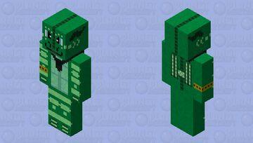 Turtle wings of fire- HD Minecraft Skin