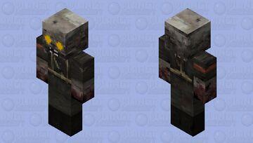 Black Ops Zombies [Nazi Zombies] Minecraft Skin