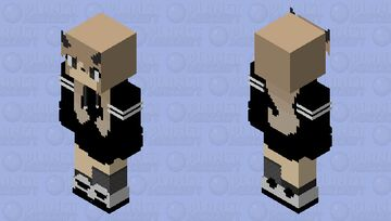 Isabella ~ My 1st HD Skin (Kinda A Pain) Minecraft Skin