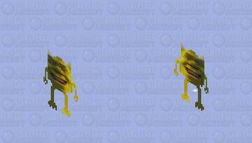 shrek. Minecraft Skin