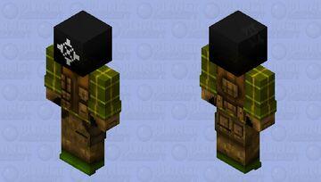 Xener_D (Year 1) | Anniversary Minecraft Skin