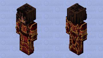 Ember // Jadeite Minecraft Skin