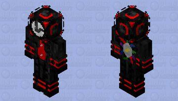 Clock-bomb Minecraft Skin