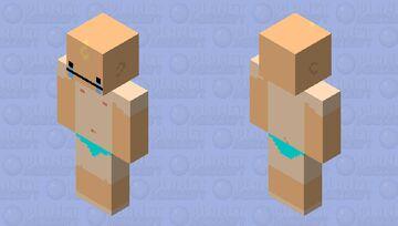 Beach bummin Minecraft Skin