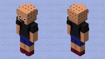 Ryan Sumoski [Sumo(Clarence)] Minecraft Skin