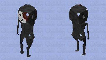 fantom newborn Minecraft Skin