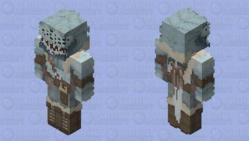 The Devourer Minecraft Skin