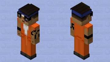 Radar (Prisoner) (Minecraft: Story Mode Season 2) Minecraft Skin