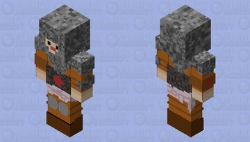 Generic dwarf maybe Minecraft Skin