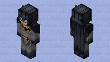 HD DC Comics Batman Minecraft Skin