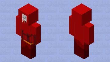 Nether Fortress (Ghast) Minecraft Skin