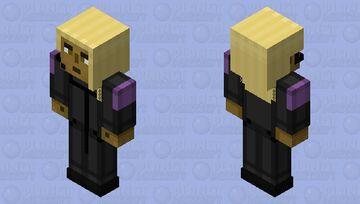 Stella (Associate) (Minecraft: Story Mode Season 2) Minecraft Skin