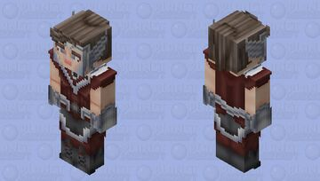 Sif | STRIKE Minecraft Skin