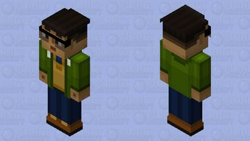 Radar (Minecraft: Story Mode Season 2) Minecraft Skin