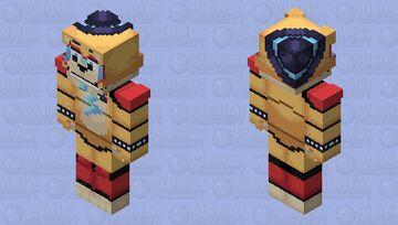 GlamRock Freddy 2000-2026 [UPDATE] Minecraft Skin