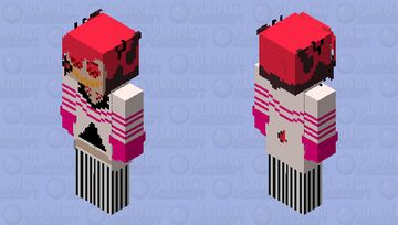 Swap.Alastor Minecraft Skin