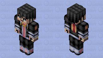 MAAU || Mauricio Guerrero || Fan Skin - HD Minecraft Skin