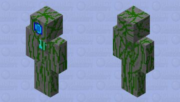 The lost: Cyclops HD Minecraft Skin
